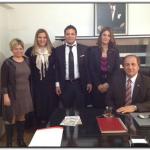 Kars Valisi Sayın Ahmet KARA Açılım Patenti onurlandırdı.