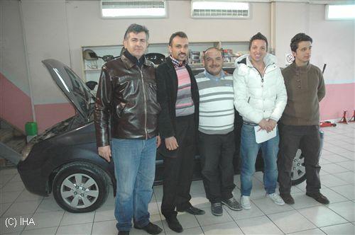 Yerli Karaşimşek Murat Tezcan Murat Aygöz Karaşimşek Patent Tescili Anıl Aktaş Ahmet Abay ve Ömer Yavuz